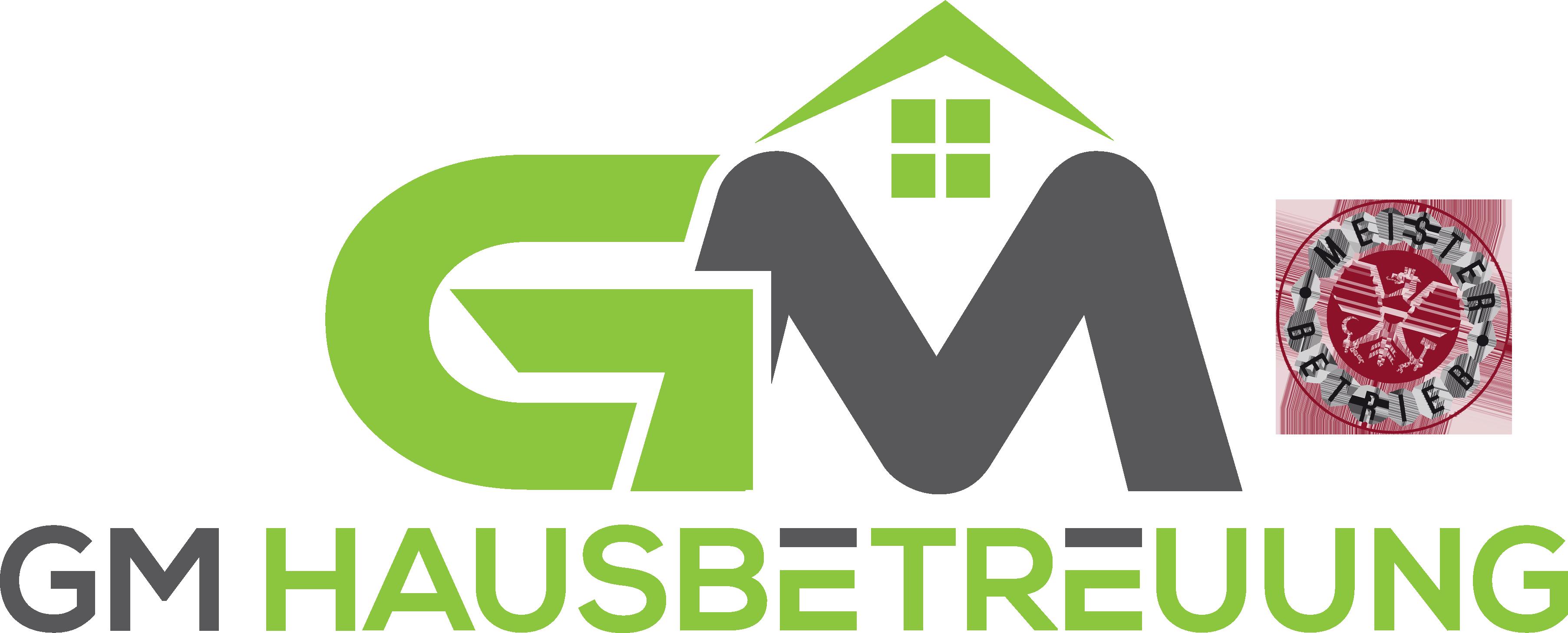 GM – Hausbetreuung Logo